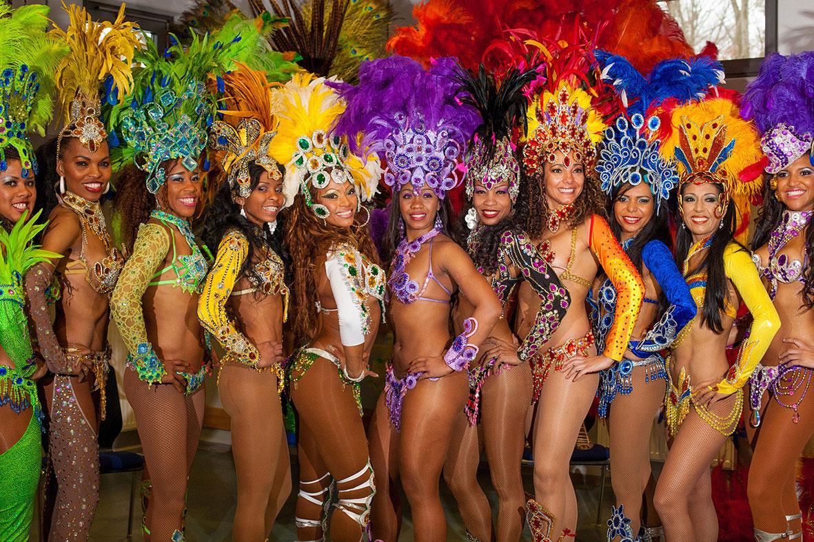 samba brasilien